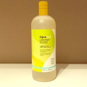 Deva Curl low-poo Delight